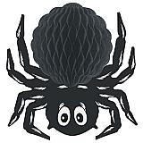 """Black Tissue Spider 14"""""""