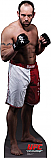 Shane Carwin - UFC Cardboard Cutout Standup Prop