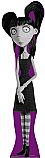 Elsa Van Helsing - Frankenweenie Cardboard Cutout Standup Prop