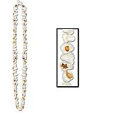 "Popcorn Beads 42"""