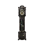Jointed Haunted Clock 6' 6""