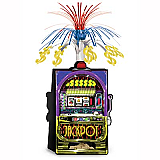 Slot Machine Centerpiece 15""