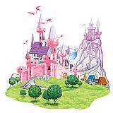 """Castle Prop 5' 1"""" x 5'"""