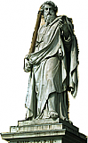Greek Statue 1 Cardboard Cutout Standup Prop