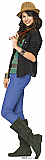 Alex Russo - Wizards of Waverly Place Cardboard Cutout Standup Prop