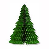Christmas Tree Centerpiece 11""