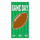 "Game Day Football Door Cover 30"" x 5'"