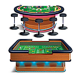 Craps & Blackjack Tables Casino Props
