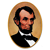 """Lincoln Cutout 25"""""""