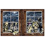 "Zombie Attack Insta•View 3' 2"" x 5' 2"""