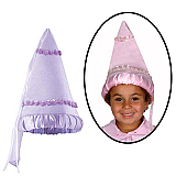 Plush Princess Party Hat 14""