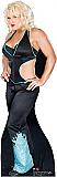 Beth Phoenix - WWE Cardboard Cutout Standup Prop