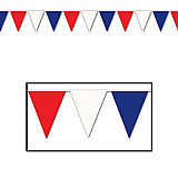 Outdoor Pennant Banner