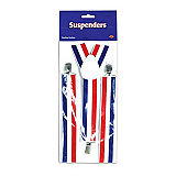 Patriotic Suspenders
