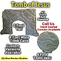Tomb of Jesus Foam Display/Prop