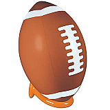 Inflatable Football & Tee Set 3' 3""