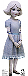 China Girl - Oz the Great and Powerful Cardboard Cutout Standup Prop