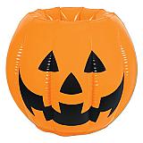 "Inflatable Jack O' Lantern Cooler 24"" x 22"""