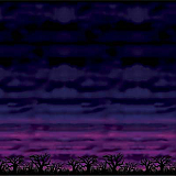Spooky Sky Backdrop 4' x 30' Backdrop