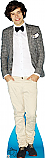 Harry 2 - One Direction Cardboard Cutout Standup Prop