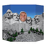 "Presidential Mountain Photo Prop 3' 1"" x 25"""