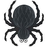 """Black Tissue Spider 18"""""""