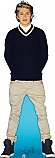 Niall 2 - One Direction Cardboard Cutout Standup Prop