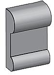 M21 - Architectural Foam Shape - Molding