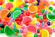 Candy Backdrop