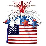 American Flag Centerpiece