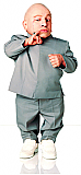 Mini Me Cardboard Cutout Standup
