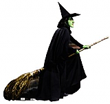 The Wicked Witch of the West - The Wizard of Oz Cardboard Cutout Standup Prop