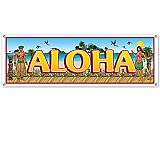 """Tropical Beach Sign Banner 5' x 21"""""""