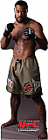 Rashad Evans - UFC Cardboard Cutout Standup Prop
