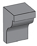 M28 - Architectural Foam Shape - Molding