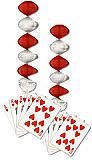 "Casino Danglers 30"""