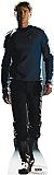 Bones McCoy - Star Trek Cardboard Cutout Standup Prop
