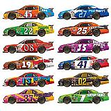 """Race Car Props 32½"""""""