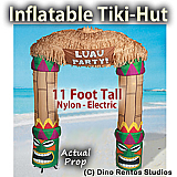 Giant / Big Inflatable Tiki Hut