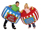 Inflatable Carnival Body Boppers