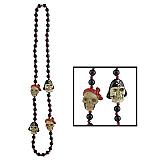 Pirate Skull Beads