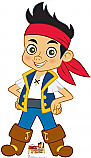 Jake - Jake and the Neverland Pirates Cardboard Cutout Standup Prop