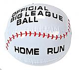 """Inflatable 11"""" Baseball"""