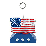 Flag Photo/Balloon Holder 6 Ozs