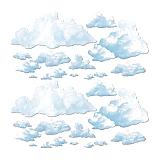 Fluffy Cloud Props