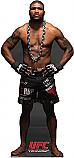 Rampage Jackson - UFC Cardboard Cutout Standup Prop