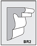 BR2 - Architectural Foam Shape - Bracket