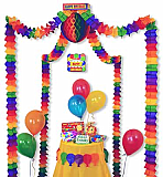 Birthday Party Canopy