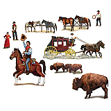 "Wild West Character Props 13""-52"""
