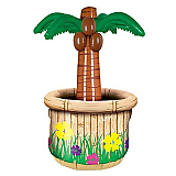 Inflatable Palm Tree Cooler 26""